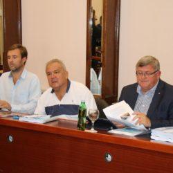 Ivan Šarar, Nikola Ivaniš i Vojko Obersnel