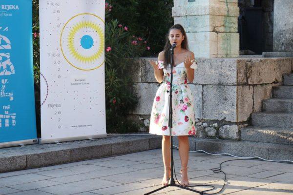 Mlada pjevačka nada Medea Market Sindik
