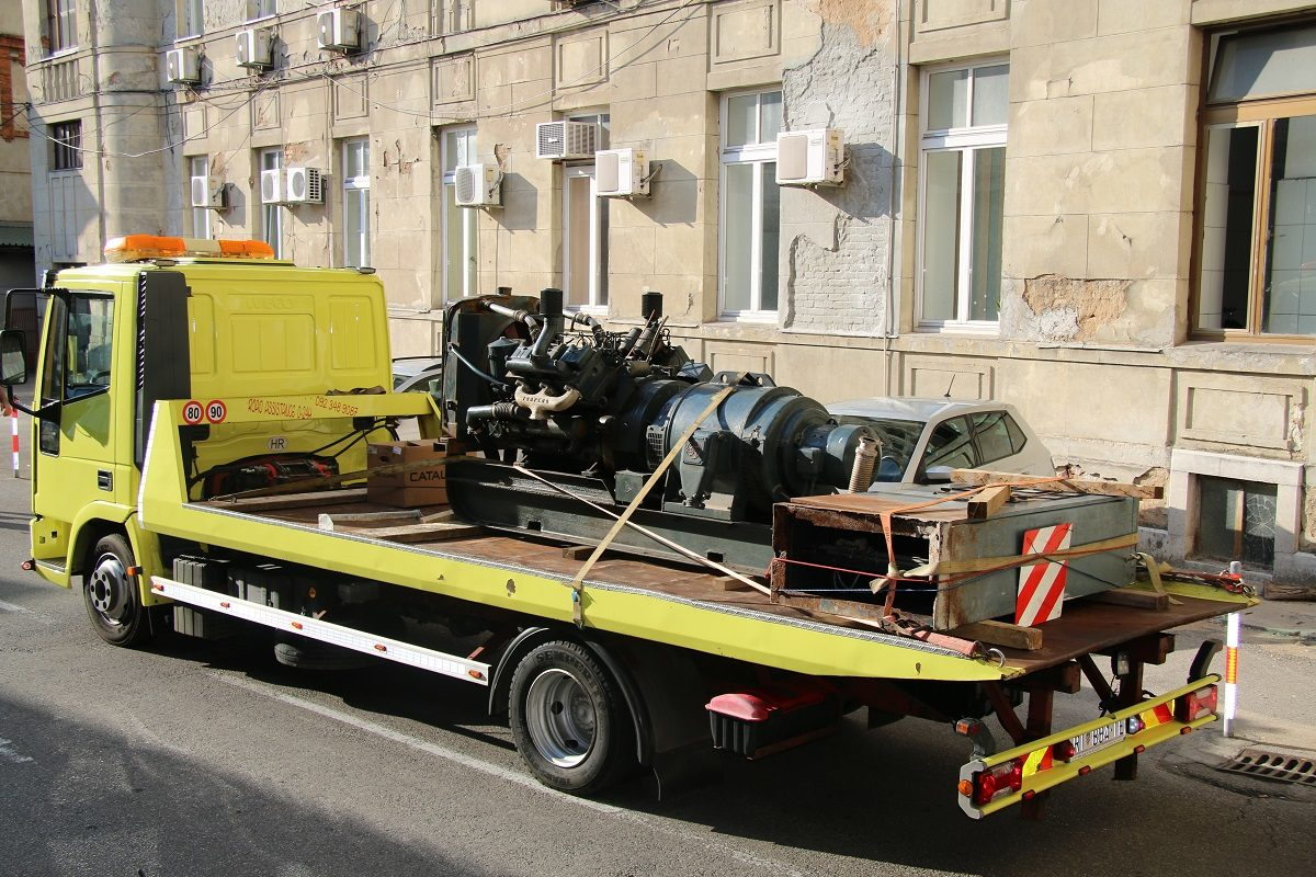 Muzeju grada Rijeke doniran agregat s Torpedovim motorom