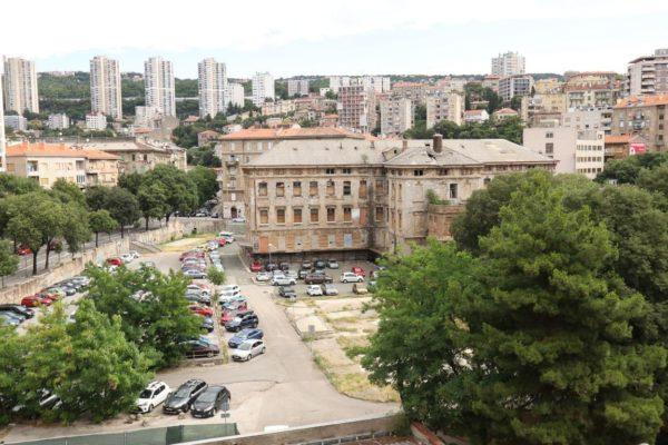 T-objekt Rikard Benčić buduće sjedište Gradske knjižnice Rijeka