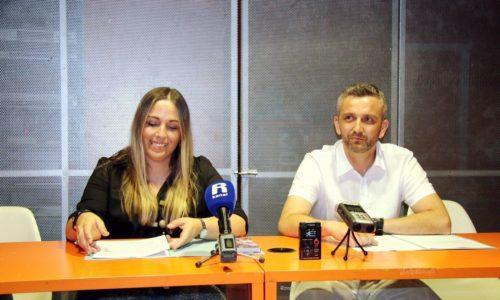 Jana Sertić i Dario Dobrilović