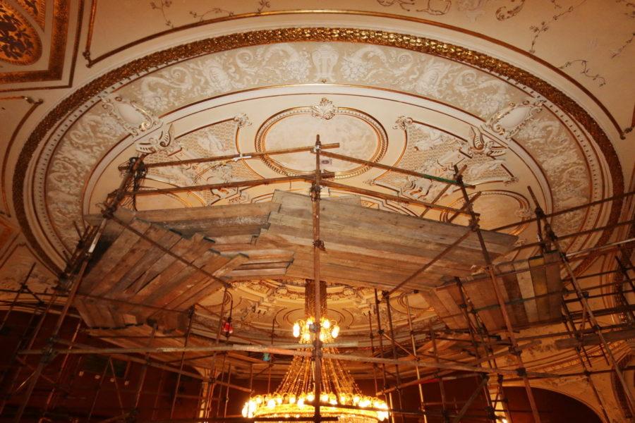 Predstavljeni restauratorski radovi na Klimtovim slikama iz riječkog kazališta 3