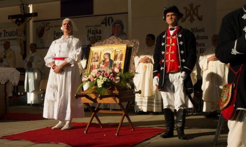 Proslava Vele Gospe u Trsatskom svetištu