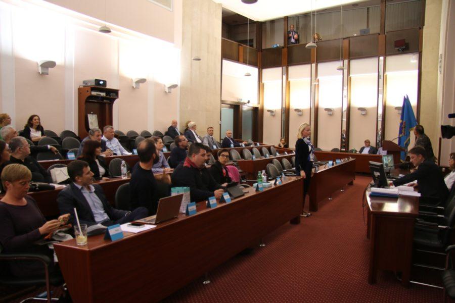 Nastavak 11. sjednice Gradskog vijeća