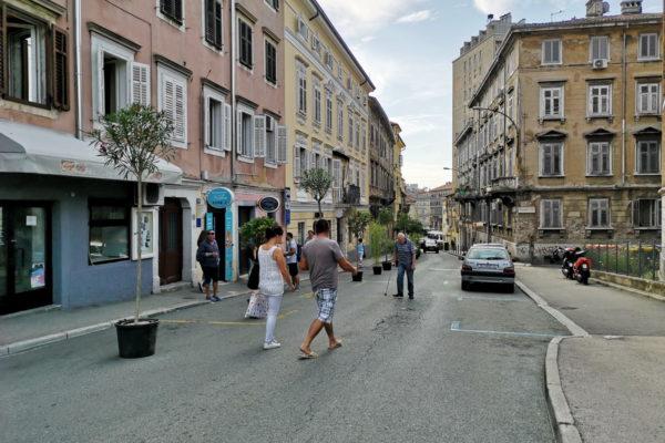 Ciottina ulica u Europskom tjednu mobilnosti zatvorena za promet
