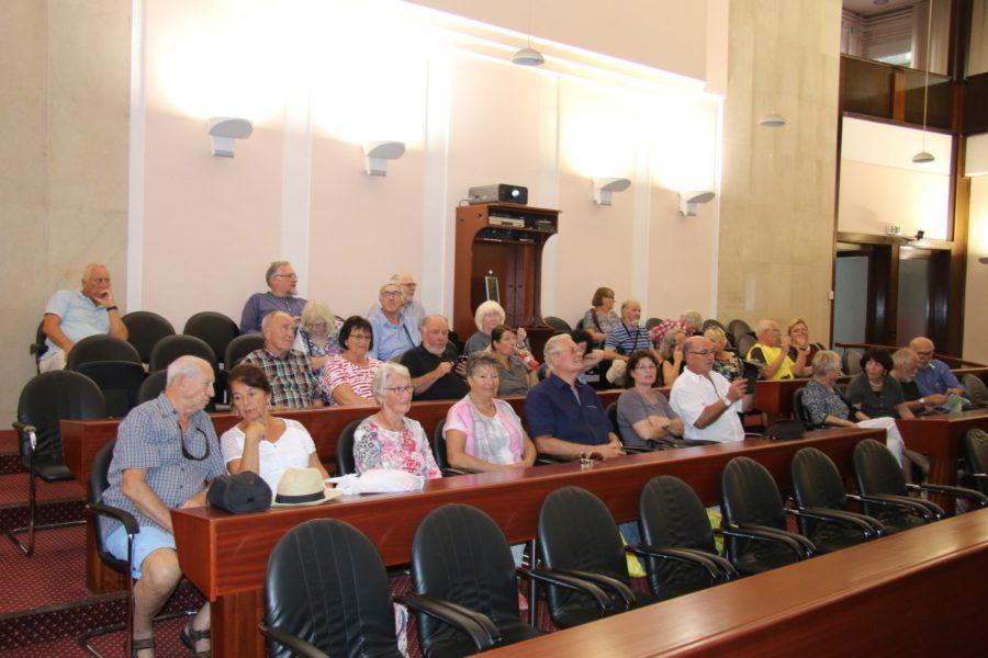 Grupa građana iz prijateljskog grada Karlsruhea posjetila Rijeku