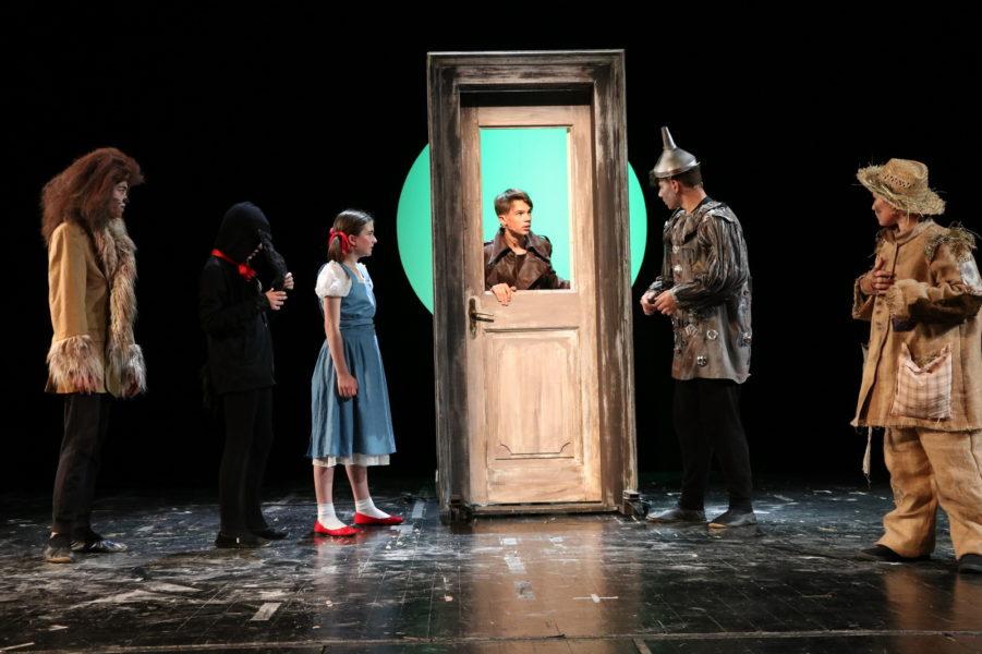 Iz predstave Čarobnjak iz Oza