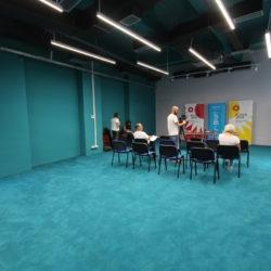 """Prostor za edukacije, poput programa """"Učionica"""""""