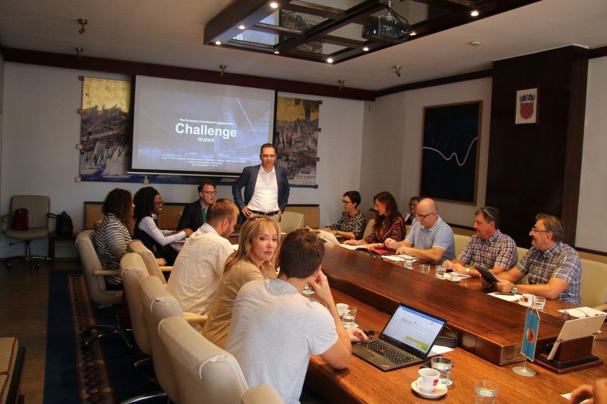 """Održana radionica u sklopu projekta """"Digital Cities Challenge"""""""