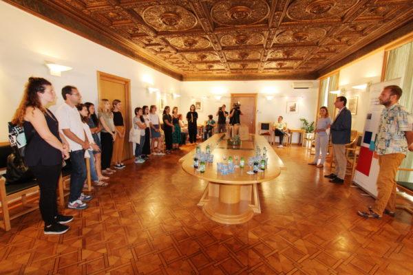 Mladi stručnjaci i studenti dat će doprinos načinu prezentacije Palače Šećerane i broda Galeb građanima i turistima