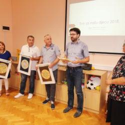 Lidija Šušak, Nikola Kurti, Dalibor Horvat, Miroslav Vrankić i Jasna Vukonić-Žunić