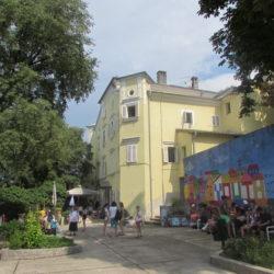 Vila Cosulich - Šetalište Trinaeste divizije 23