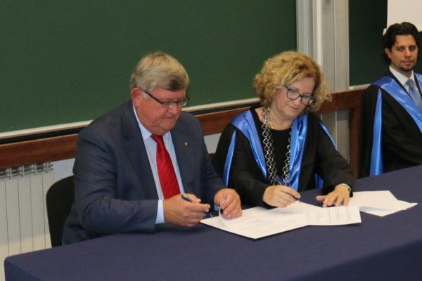 Ugovor su potpisali dekanica Pravnog fakulteta Vesna Crnić-Grotić te riječki gradonačelnik Vojko Obersnel