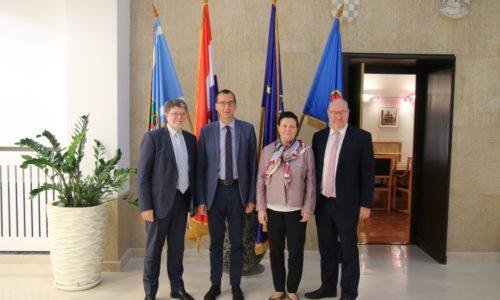 Delegacija Odbora za regionalni razvoj Europskog parlamenta posjetila Rijeku