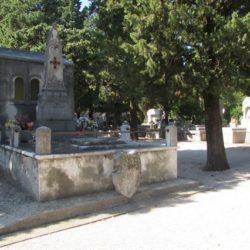 Grobnica obitelji Kozulić de Pechine na Trsatu
