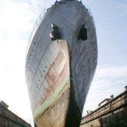 MB Galeb u doku