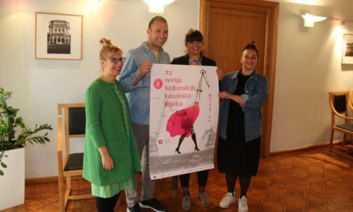 Najavljena 23. međunarodna Revija lutkarskih kazališta Rijeka