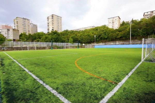 Nogometno igralište na Podmurvicama Robert Komen