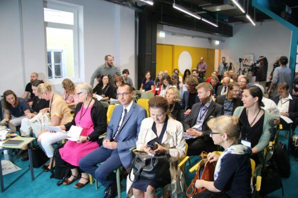 Otvorena skupština europskog Kompendija kulturnih politika i trendova