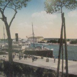 Parobrod Trieste