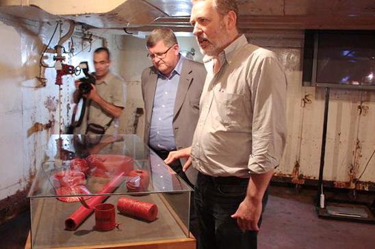 odručje zastoja - aktivistička umjetnost iz Kolekcije Marinko Sudac na brodu Galeb