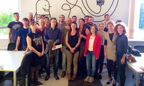 Primanje treće generacije korisnika u CERIecon Playpark Rijeka program