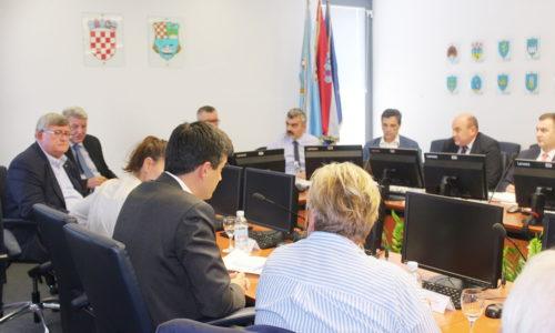 Sjednica Gospodarsko-socijalnog vijeća na temu Luke Rijeka