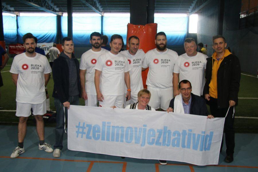 """Gradski vijećnici podržali humanitarnu akciju """"Želimo vježbati vid"""""""