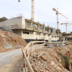 Hotelski resort Costabella u izgradnji