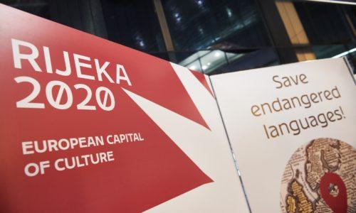Projekt Rijeka 2020 - EPK predstavljen pred Vijećem Europe u Strasbourgu