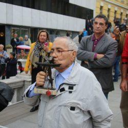 """Prosvjed radnika """"3. maja"""" za spas brodogradilišta"""