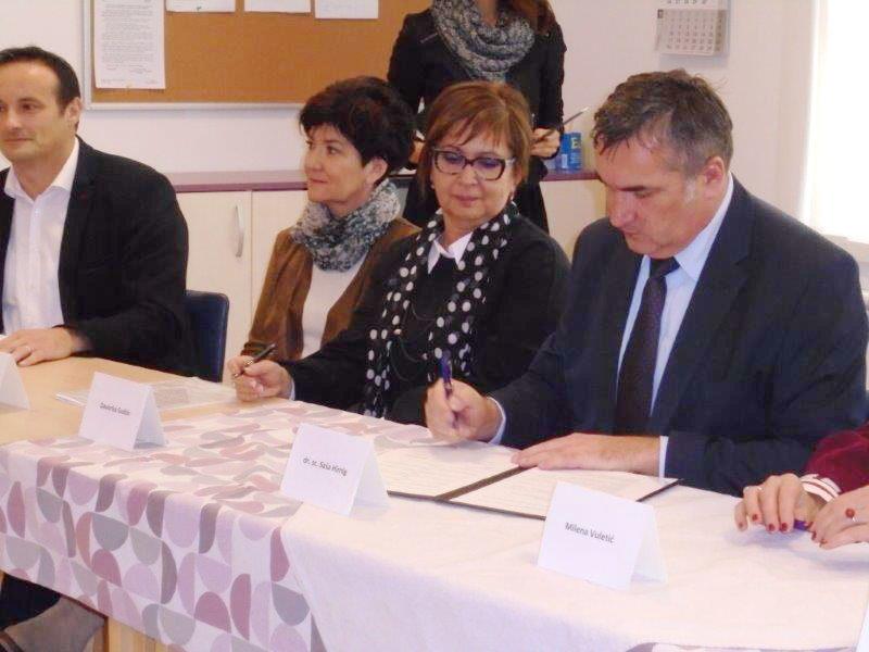 Sporazum o suradnji u provedbi edukacije i mjera u cilju povećanja sigurnosti djece u prometu