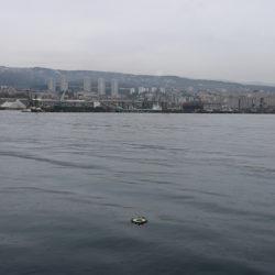 Blagdan sv. Nikole – U more položen vijenac u spomen na stradale pomorce
