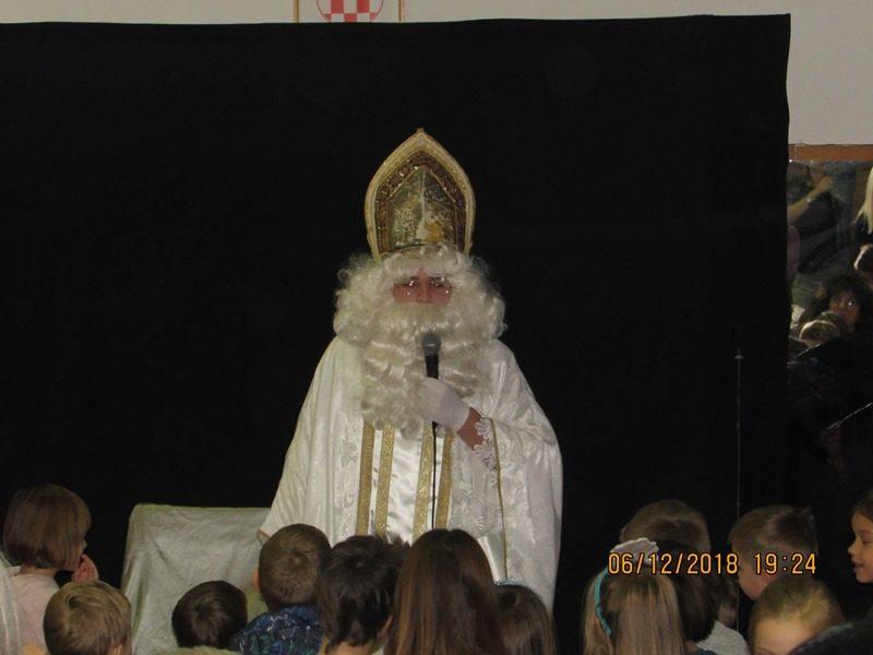 Doček Sv.Nikola,MO Bulevard