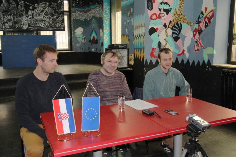 Najavljen EU projekt Žiroskop