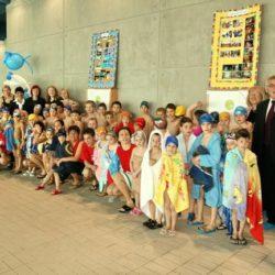 Obuka djece neplivača uključenih u sportski program Dječjeg vrtića Rijeka