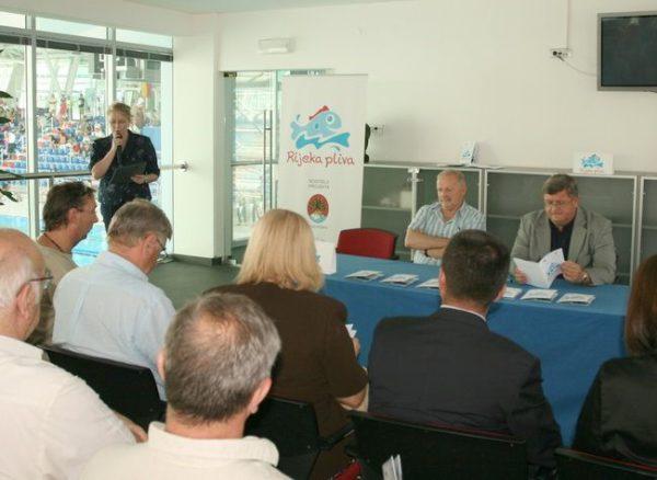 Predstavljanje rezultata projekta Rijeka pliva