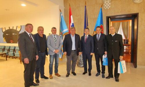 Prijam za kazahstanskog veleposlanika