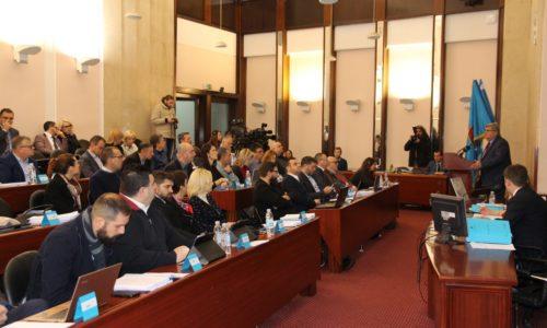 jednica Gradskog vijeća prosinac 2018