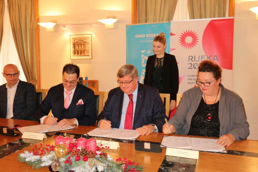 Sporazum o suradnji na projektu One city one goal