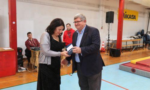 Svečana akademija u povodu 45. obljetnice Gimnastičkog kluba Rijeka