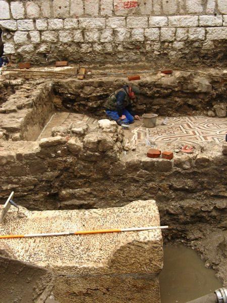 Arheološka istraživanja na lokalitetu Pul Vele Crikve