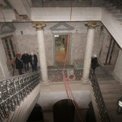 Reprezentativno stubište riječke barokne palače