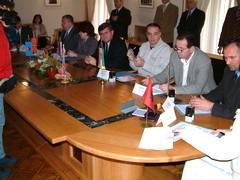 Osnivanje Koordinacije vijeća nacionalnih manjina