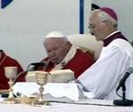 Papa predvodio misu na blagdan Duhova