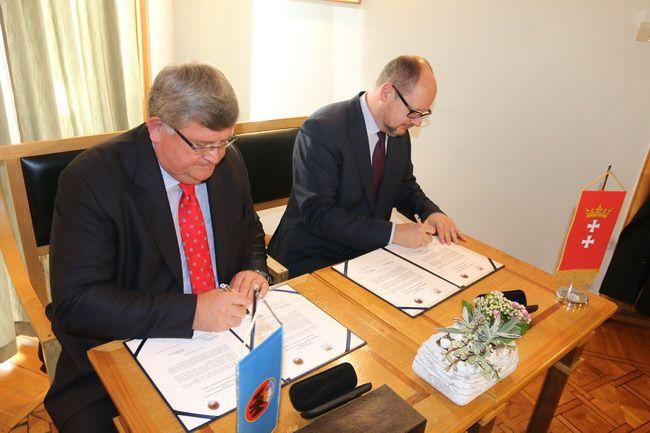 Potpis inicijative za uspostavu suradnje