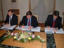 Potpis ugovora o financiranju Centra