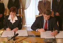 Potpis ugovora o kreditu s Raiffeisenbank Austria d.d.