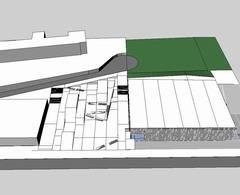 Projekt sportske dvorane Zamet