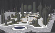 Prva vizualizacija parka